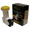 Twin Golden Interstar Circular LNB GI-102 Supreme